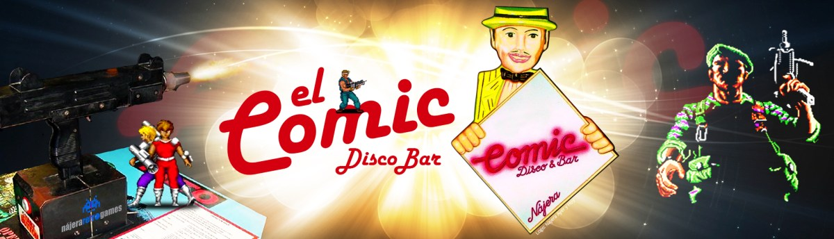 El Disco Bar Comic (Mítico!!!)
